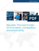 MGI Big Data Exec Summary