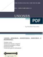 UNIONES SEPARABLES