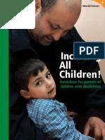 VPF World Vision - Including All Children