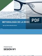 Diapositivas_Metodologia de La Investigacion_2014