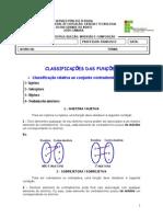 Quinta Apostila - Bijeção, Inversão e Composição (5, 5 e 8)