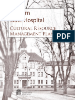 Western State Hospital Cultural Resource Management Plan DSHS 2011