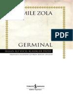Emile Zola - Germinal Epub