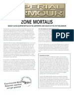 Zone Mortalus