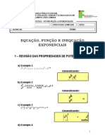 Décima apostila - Exponencial (11+6+5)