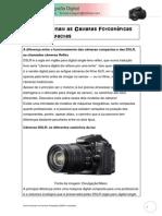 01 Como Funcionam as Camaras Fotográficas DSLR e Compactas