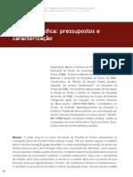 Paideia Juridica Pressupostos e Caracterizaçao