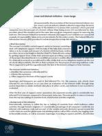 The German Anti-Botnet Initiative