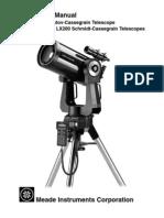 LX200 Classic Manual