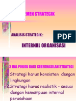 Analisis Strategik
