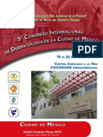 5 Congreso Dermatologia 2014