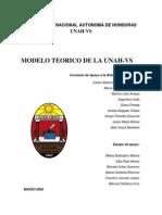 Modelo Teorico de La Unah