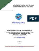 20100324 - Modul Aplikasi Skoring