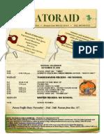 Gatoraid 111909