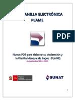 Manual PDT Plame