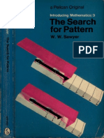 Sawyer TheSearchForPattern
