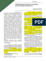 Formação Profissional Em Educação Física - A Relação Teoria e Prática