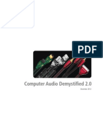 Computer Audio Demystified White Paper