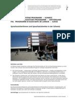 SAP Schweiz Programmbeschrieb d 20091002