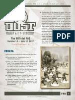 Dust Tactics FAQ 1.4