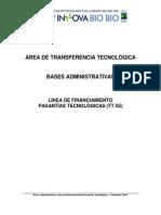 Bases Linea Tts5 Pasantias Tecnologicas Diciembre 2010 33