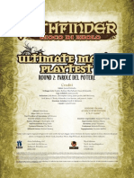 [Pathfinder ITA] Parole Del Potere - Ultimate Magic Playtest (R2)
