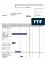 cronograma de Actividadesvs2