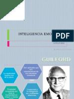 Estructura Del Intelecto de Guilford Teoría Del Cubo