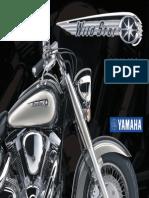 Yamaha XV1600 Russian