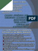 Marco Jurídico Del Derecho Ambiental (Inspección,