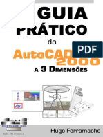 Curso-Manual Autocad 3D Completo eBook Excelente
