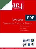 BinaryCCAA Control de Accesos