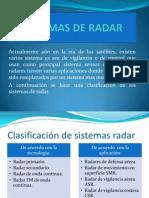 Sistamas de Radar