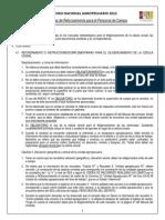 4 Instruccciones de Reforzamiento - Oper de Campo IV CENAGRO OK