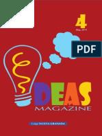 Ideas Magazine 4th Issue