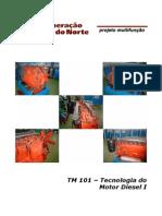 Apostila Motores a Diesel(Manutenção Mecânica - 3º Mecatrônica)