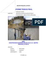 Caratula Informe.pdf INGENIERO