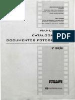 Catalogação Foto