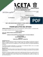 Código Del Estado de Mexico