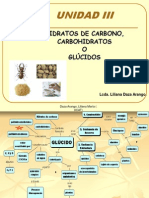 Presentación de Carbohidratos 2013