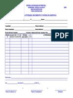 Form MS007