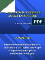8) Meningitis Bacteriana Aguda