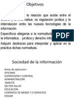 INFORMATICA JURIDICA DOCUMENTARIA