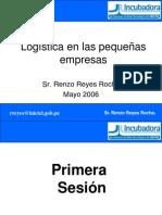 Logã_stica de Pequeã_as Empresas