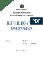 FLUJO DE FLUIDOS A TRAVÉS DEL MEDIO POROSO.docx
