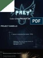 Prey 2 Document 2