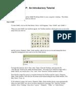 GIMP Tutorial Script