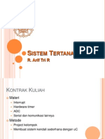 Sistem Tertanam