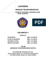 Prakikum 6. Pengujian SNI Pada Telepon