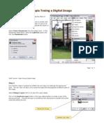 GIMP Tutorial – Sepia Toning a Digital Image